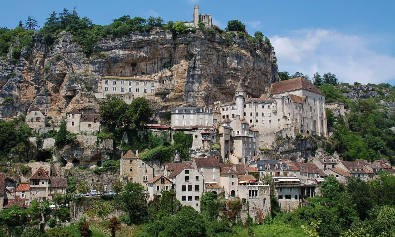 Voie de Rocamadour / Cahors (GR-652)