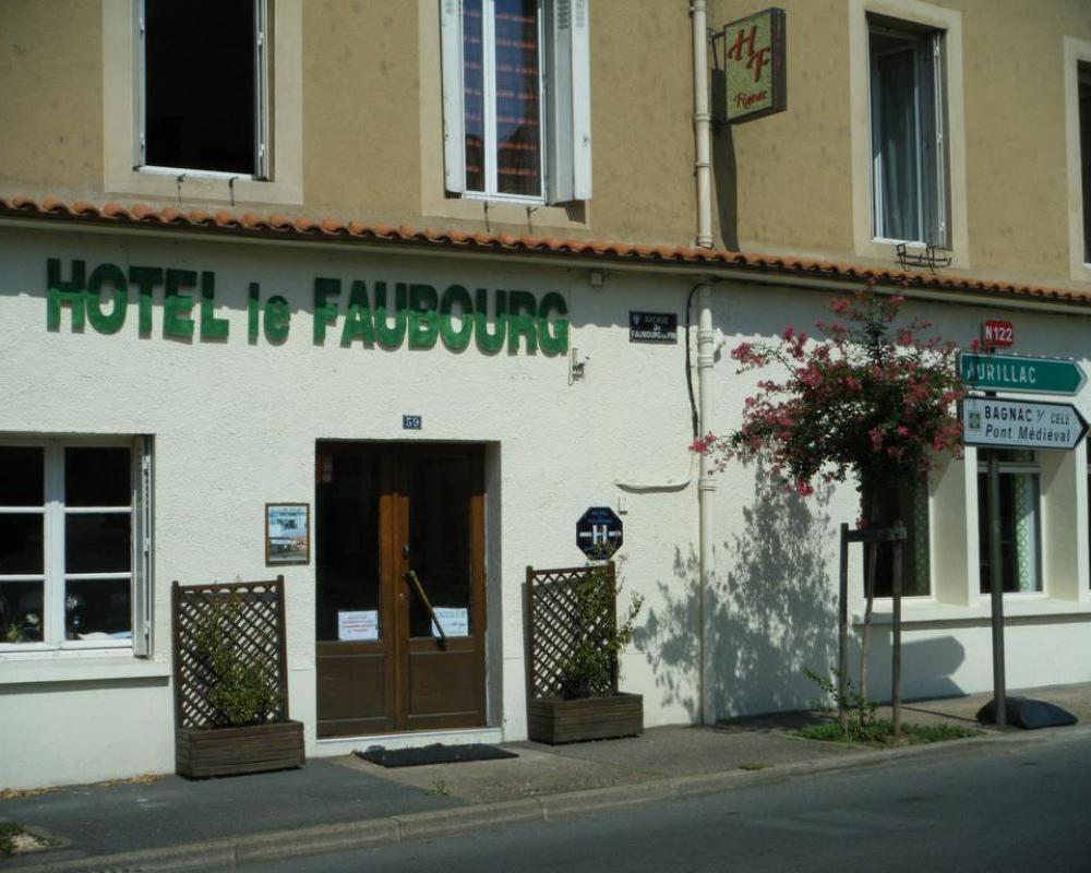 Hôtel Du Faubourg