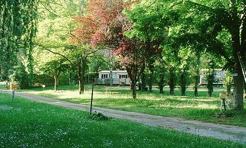 Le Moulin Vieux - Camping