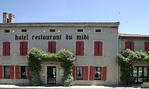 Hôtel du Midi - Hôtel