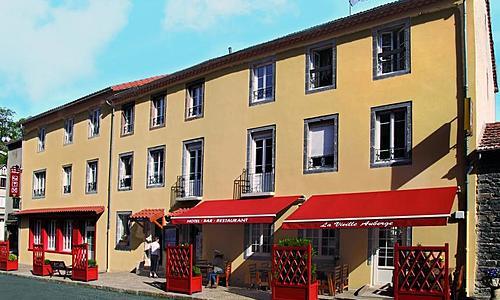 Hôtel La Vieille Auberge - Chambre d'hôtes