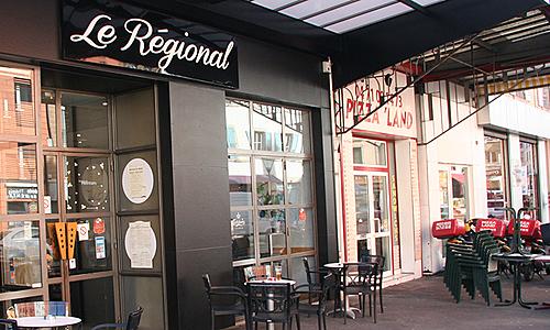 Le Régional - Hôtel