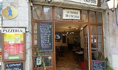 La Taverne de l'Escuelle - Hôtel