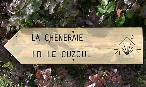 La Chêneraie - Camping