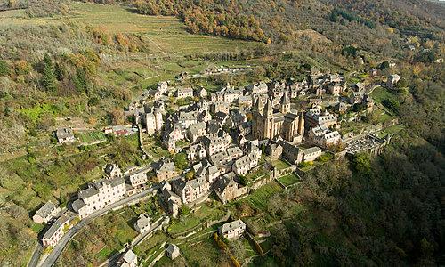 Le-Puy-en-Velay / Roncevaux