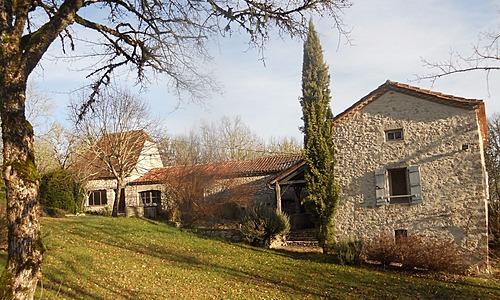 Le Domaine du Causse - Chambre d'hôtes