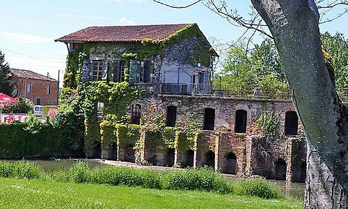 Moulin de Bidounet - Camping