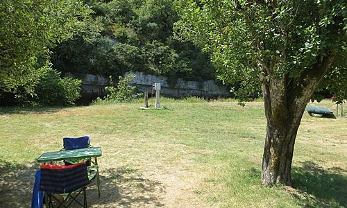 Le Cantal - Camping