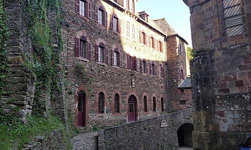 Abbaye Sainte-Foy - Hébergement religieux