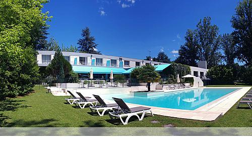 Cajarc Blue Hotel & Spa - Hôtel