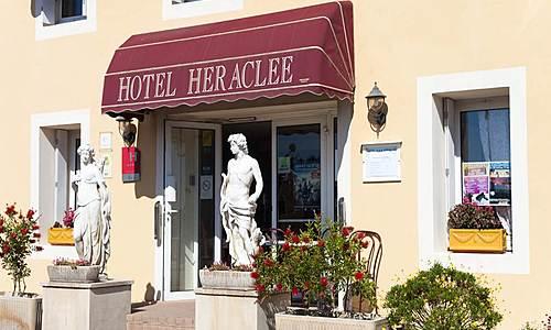 Hôtel Héraclée - Hôtel