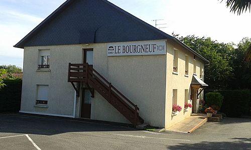 Le Bourgneuf - Hôtel