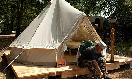 Pech Ibert - Camping