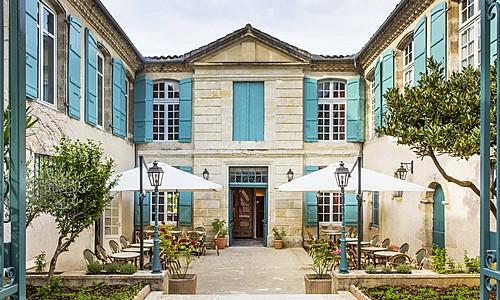 Les Trois Lys - Hôtel