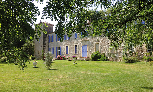 Château de Verdalle - Chambre d'hôtes