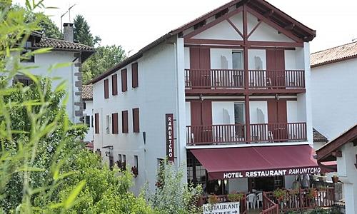 Hôtel Ramuntcho - Chambre d'hôtes