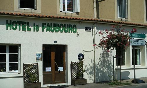 Hôtel Du Faubourg - Hôtel