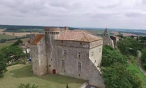 Château de Flamarens - Gîte / Gîte d'étape