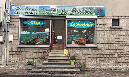 Le Sorbier - Gîte / Gîte d'étape