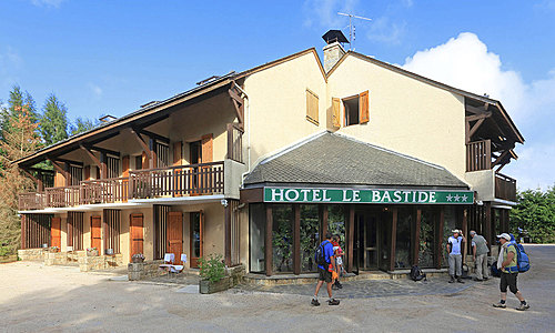 Le Bastide - Hôtel