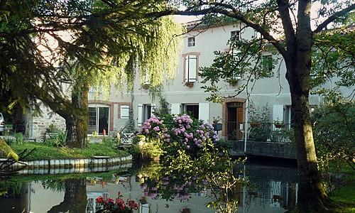 Le Moulin Bas - Chambre d'hôtes