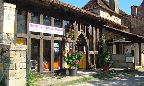 Maison du passant Pèlerin - Donativo