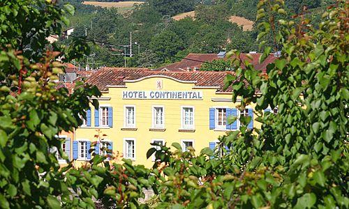 Le Continental - Hôtel