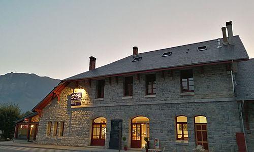 La Transhumance - Hôtel