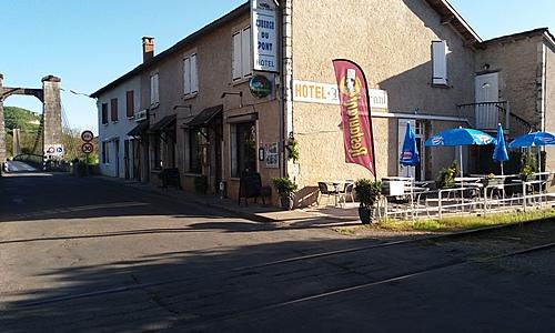 Auberge du Pont - Hôtel